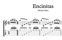 Изображение Encinitas Sheet Music & Tabs