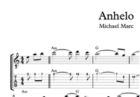 Anhelo Sheet Music & Tabs の画像