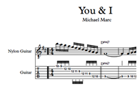 Bild von You And I - Sheet Music & Tabs