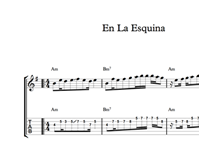 Снимка на En La Esquina - Sheet Music & Tabs