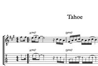 图片 Tahoe - Sheet Music & Tabs