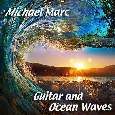Immagine di Guitar & Ocean Waves (alac)